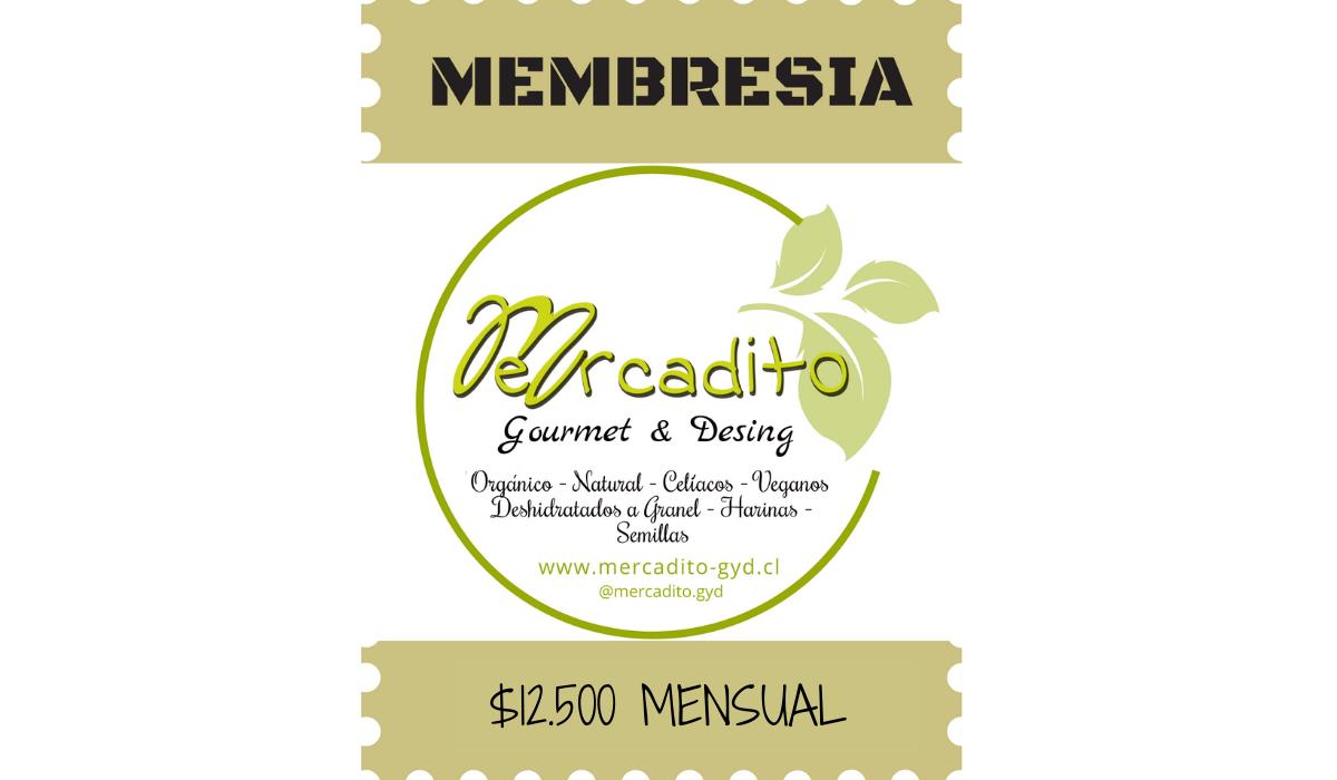 Membresía Mercadito-gyd