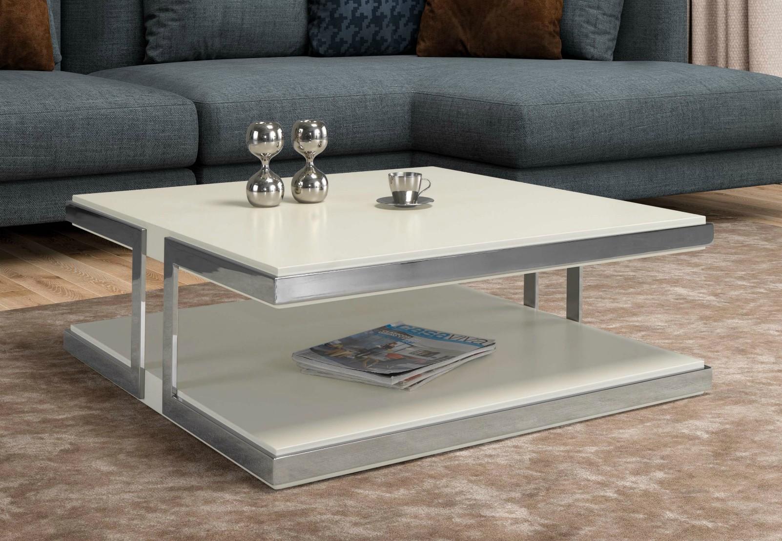 Cosmo Inox Coffee Table