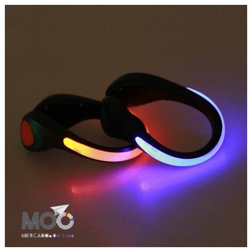 "Clip Led de seguridad ""PAR"""