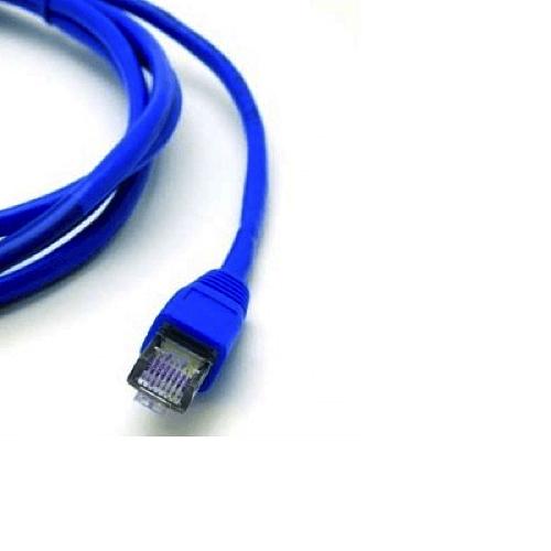 User Cord CAT. 5E 3,10 mts. Negro - Gris - Rojo - Azul