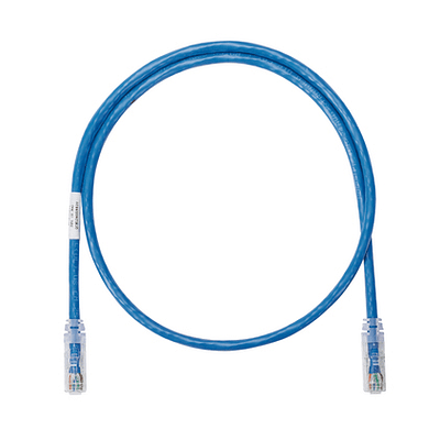 Patch Cord Cat 6 3m Negro - Azul - Blanco - Rojo