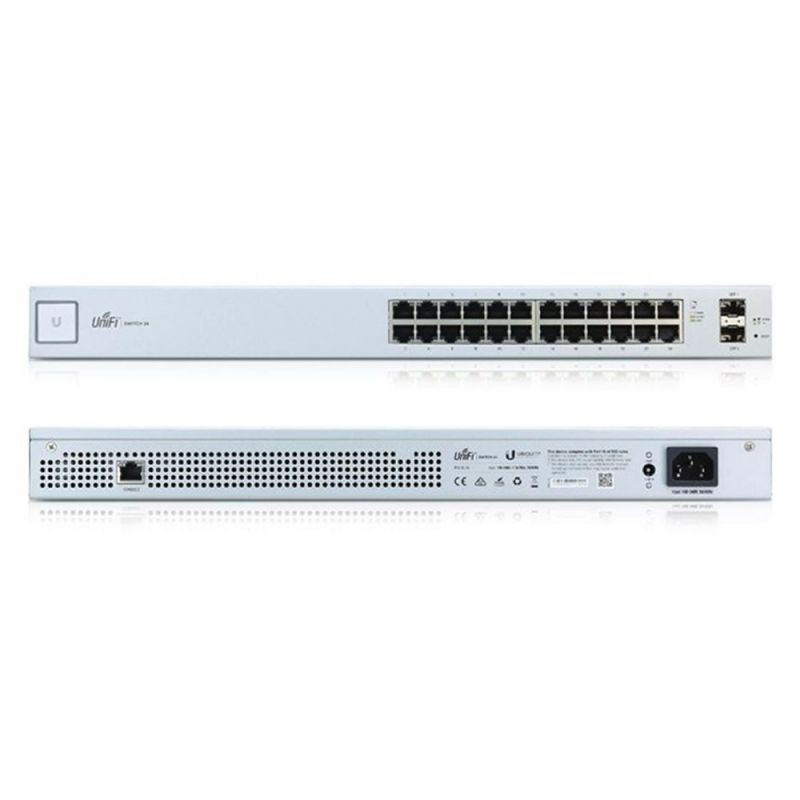 Switch 24p Mod. US-24 sin PoE