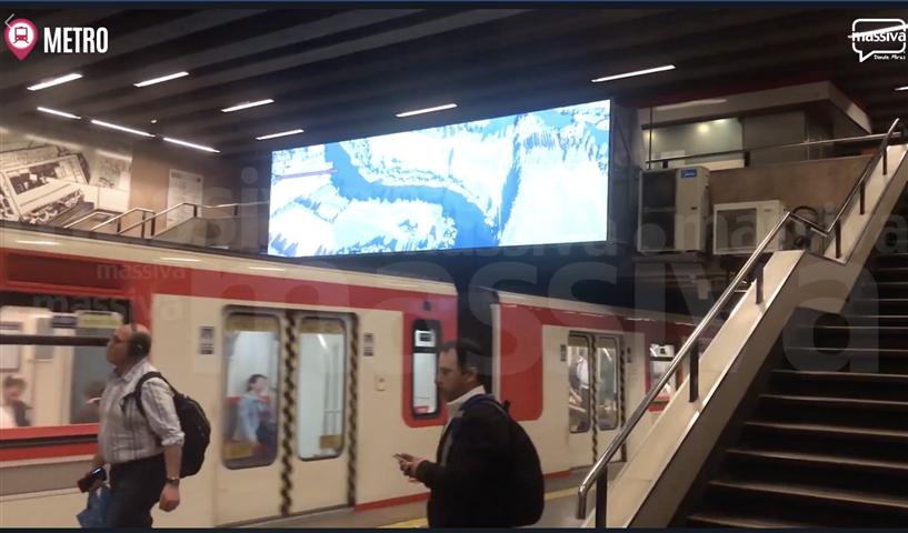 NTI en la Red del Metro de Santiago