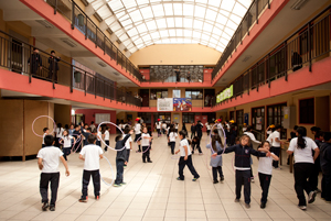 Fundación Belen Educa enseña redes inalámbricas con Ubiquiti