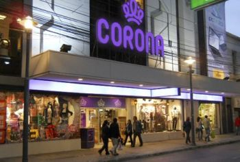 Renovación WiFi de Tiendas Corona a lo largo de Chile