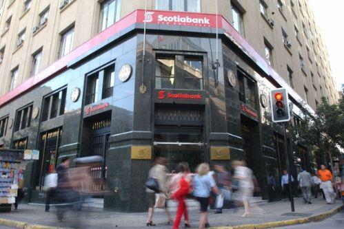 NetKey de Panduit en sucursales Scotiabank