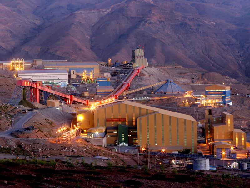 Resguardando la minería de Chile