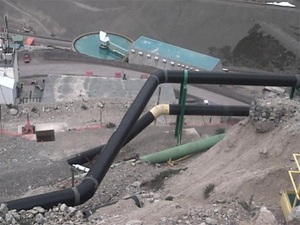 U-kbling, comunicación en la minería