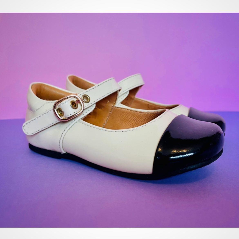 Zapato Dhalia black&ivory($64.900)