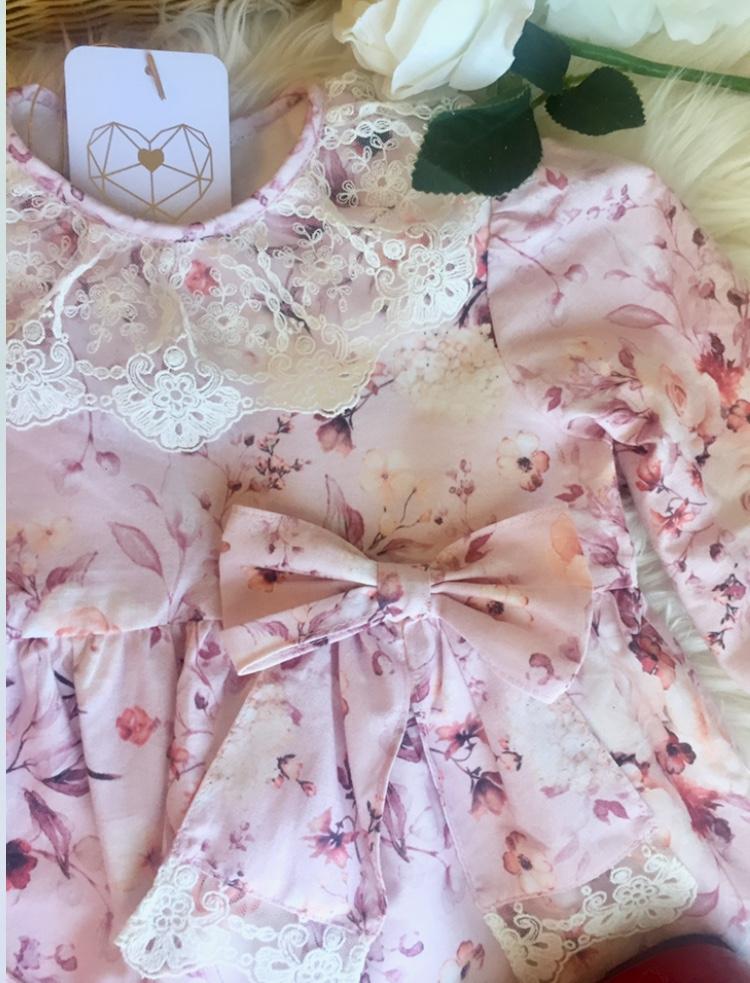 Vestido Eeva Flowers($64.900)
