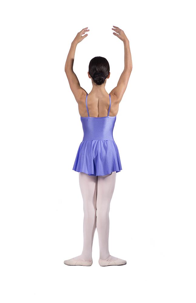 VES014   Vestido de alças finas