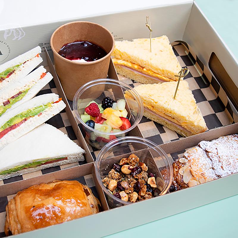 Box Desayuno Saludable