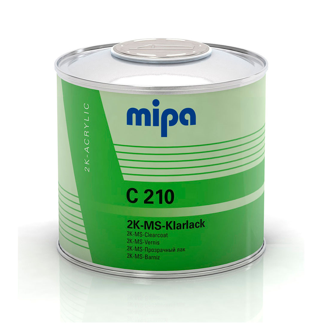 Barniz C210 0,5 Lt color Transparente