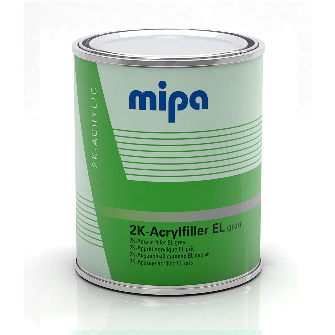Acrylfiller 4Lt caja de 2 unidades color Gris