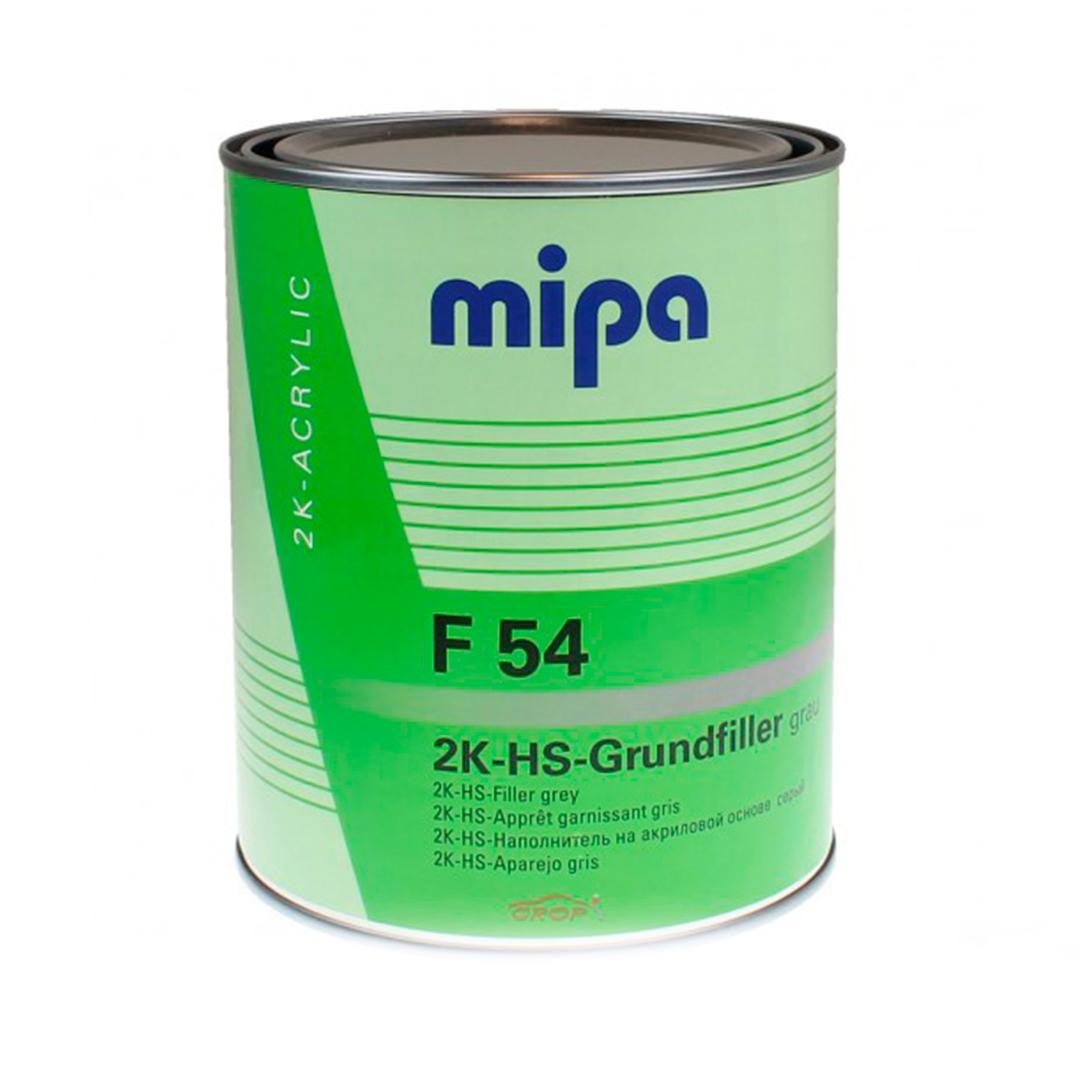 F54 1Lt caja de 6 unidades color Gris