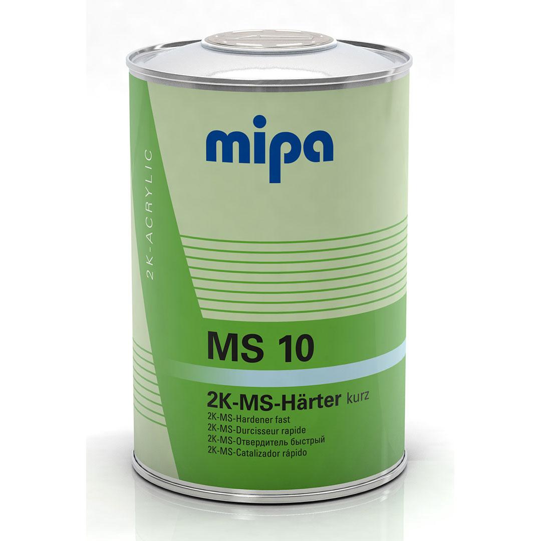 Catalizador MS10 0,976 Lt color Transparente