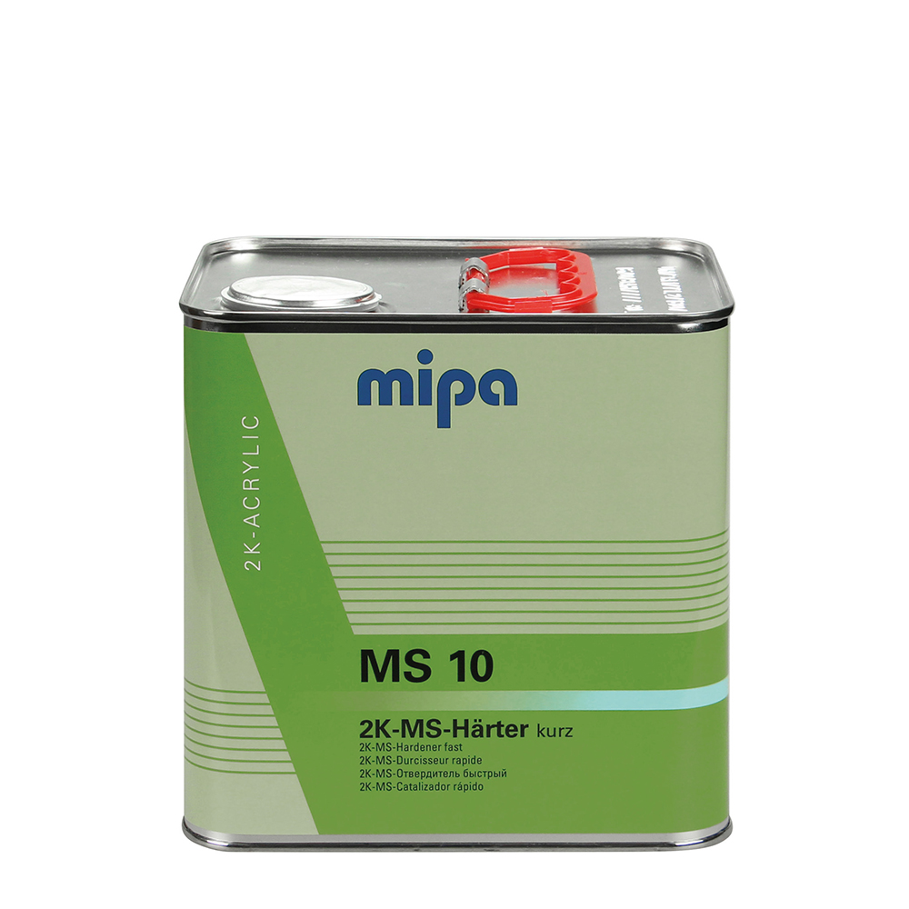 Catalizador MS10 2,5 Lt color Transparente