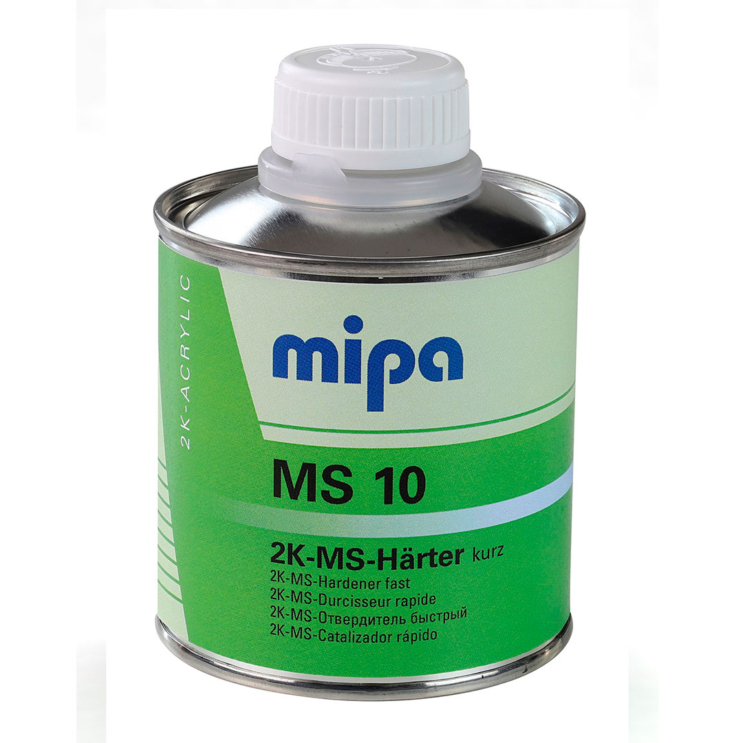 Catalizador MS10 0,25 Lt color Transparente