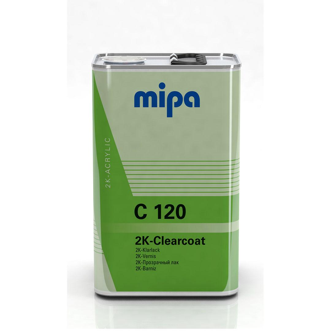 Barniz C120 4Lt caja de 4 unidades color Transparente