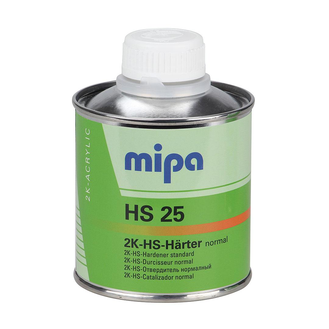 Catalizador HS25 0,25 Lt color Transparente