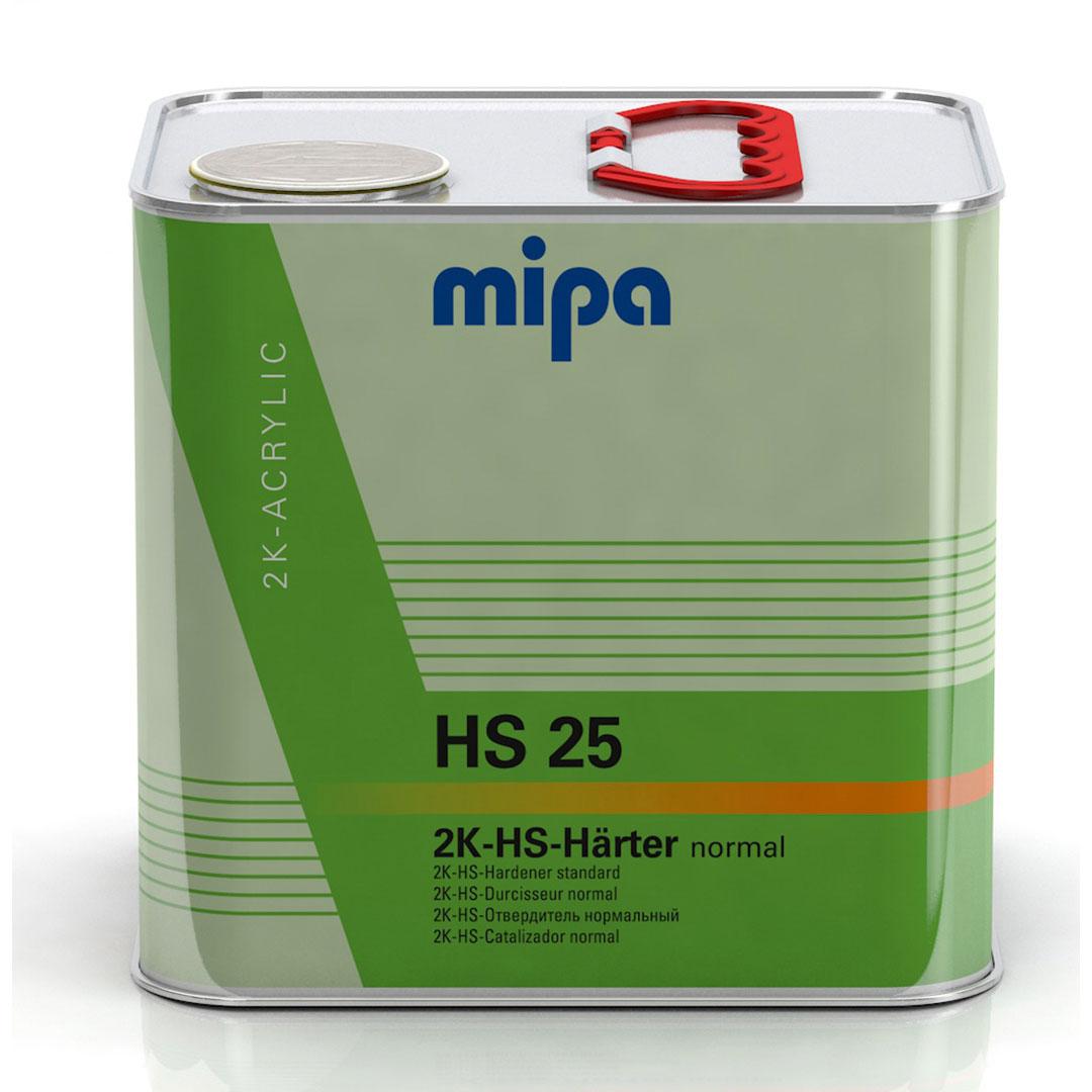 Catalizador HS25 2.5 Lt color Transparente