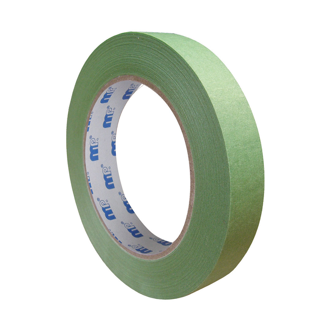Masking Verde 50mm x 50m caja de 24 unidades color Verde