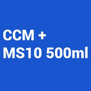 Kit Barniz 2:1 CCM 1L + Catalizador rápido MS 10 500ml