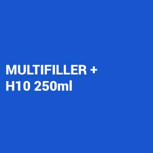 Kit Primer 4:1 Multifiller gris 1L + Catalizador Rápido H10 250ml