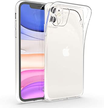 Carcasas iPhone 11 Transparente (2 tipos)