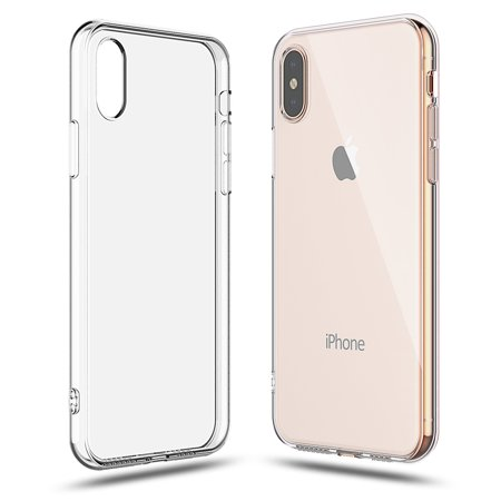 Carcasa iPhone XS Max Transparente