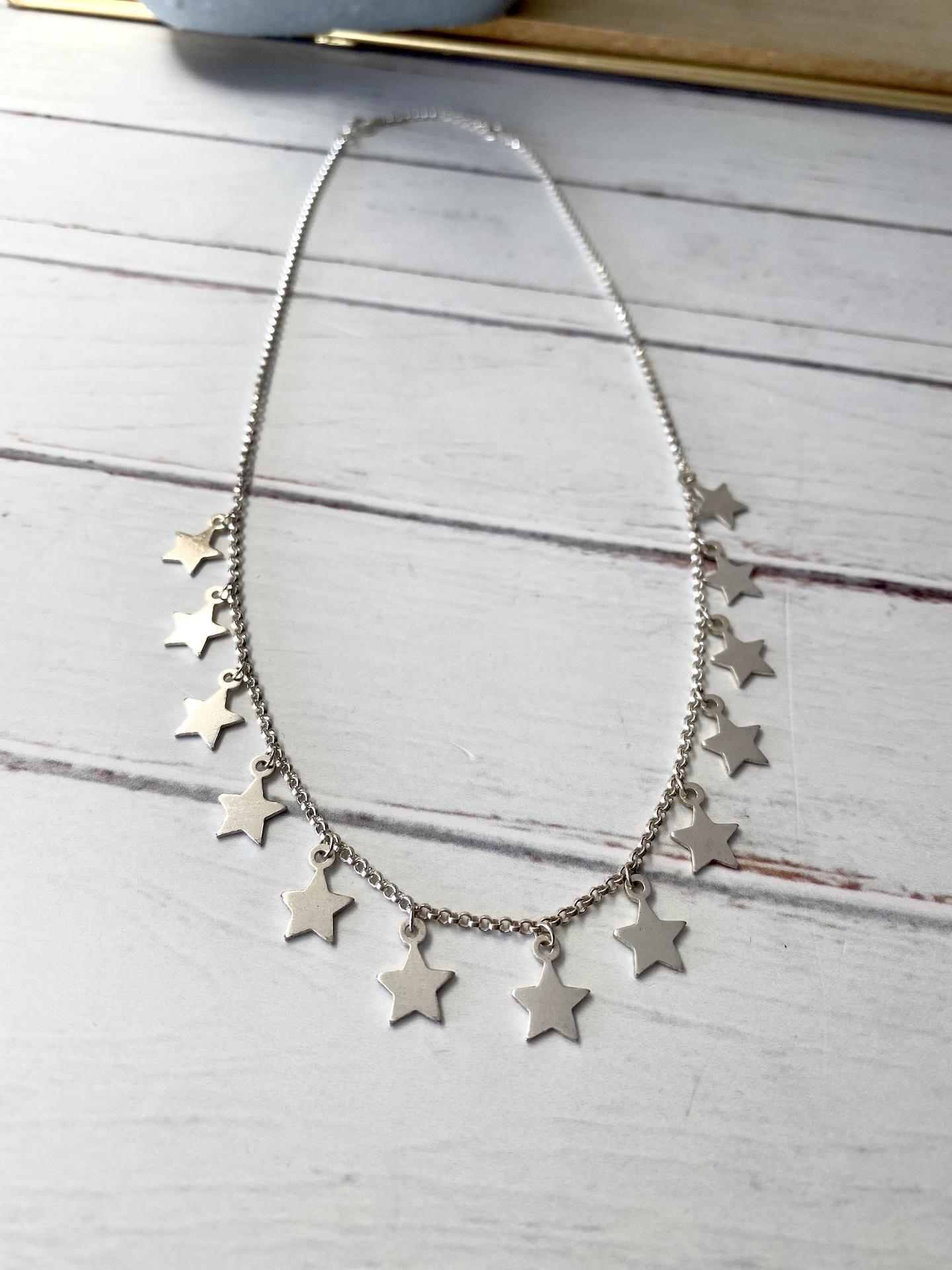 Cadena de estrellas