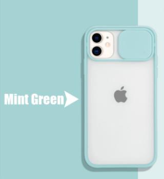 Carcasa iPhone 11 Pro Max Bordes Color Camara Cubierta