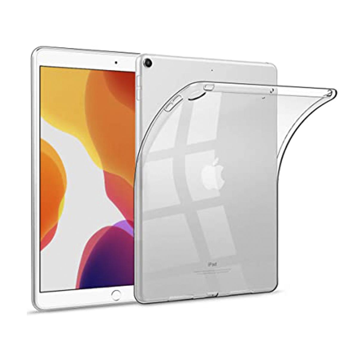 "iPad 10,2"" (7ma/8va Gen.) - Carcasa Transparente"