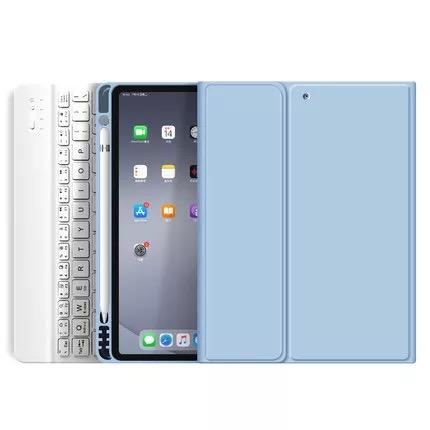 "Funda + Teclado iPad Pro 11"" - Ranura Apple Pencil"