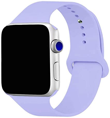 Correa de silicona para Apple Watch - 3 piezas SM / ML