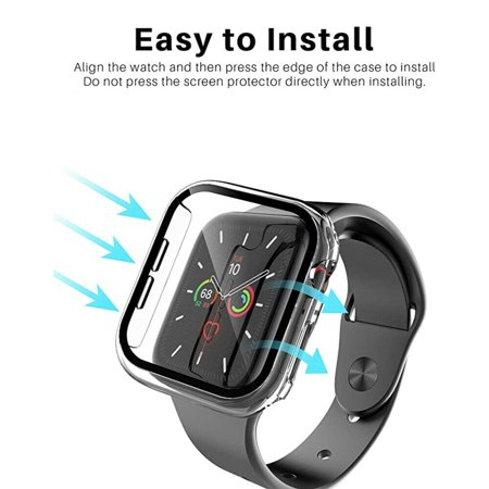 Carcasa Apple Watch Negra
