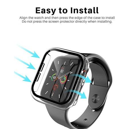 Carcasa Apple Watch Rosa