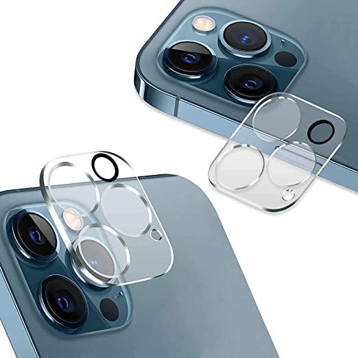 iPhone 12 / 12 Pro / 12 Pro Max - Vidrio Templado Camara Trasera