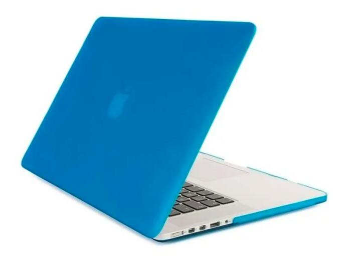 """Carcasa MacBook Air 13.3"""" (Modelo: A1369/A1466) - Azul Claro"""
