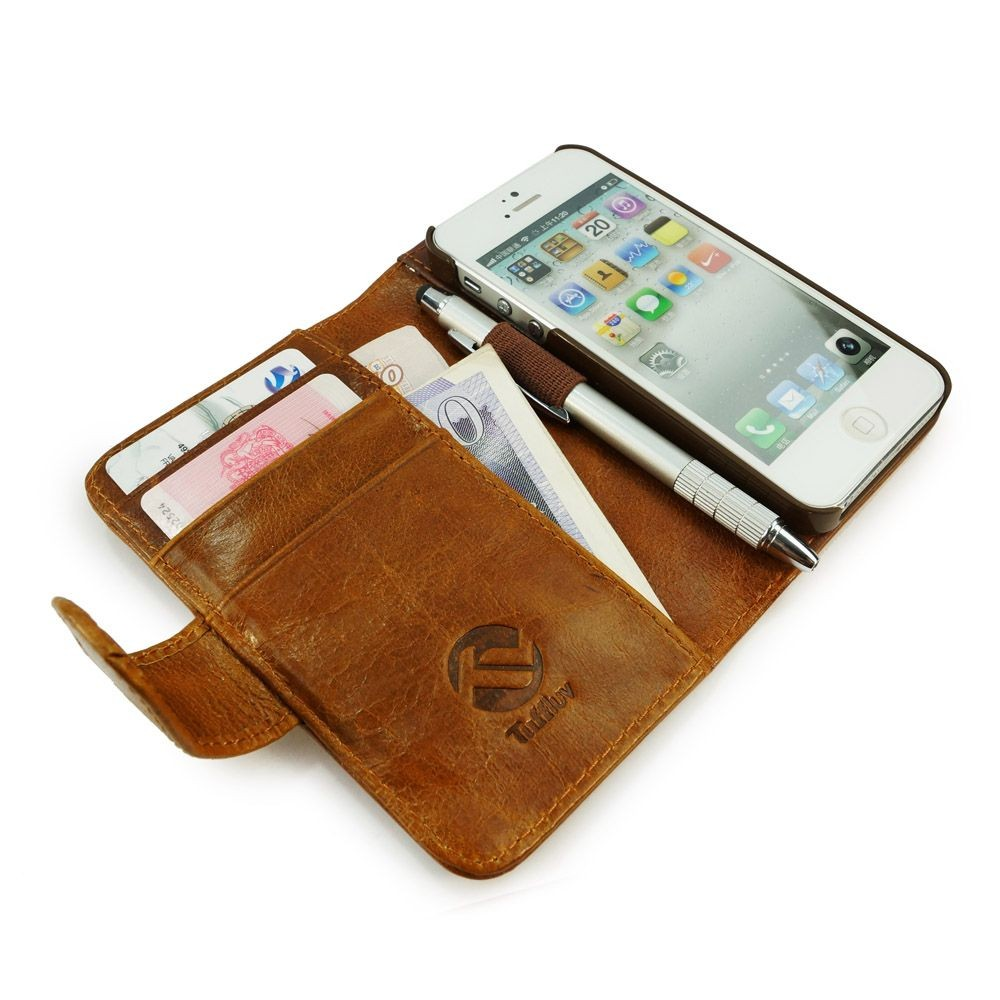 Vintage iPhone Wallet