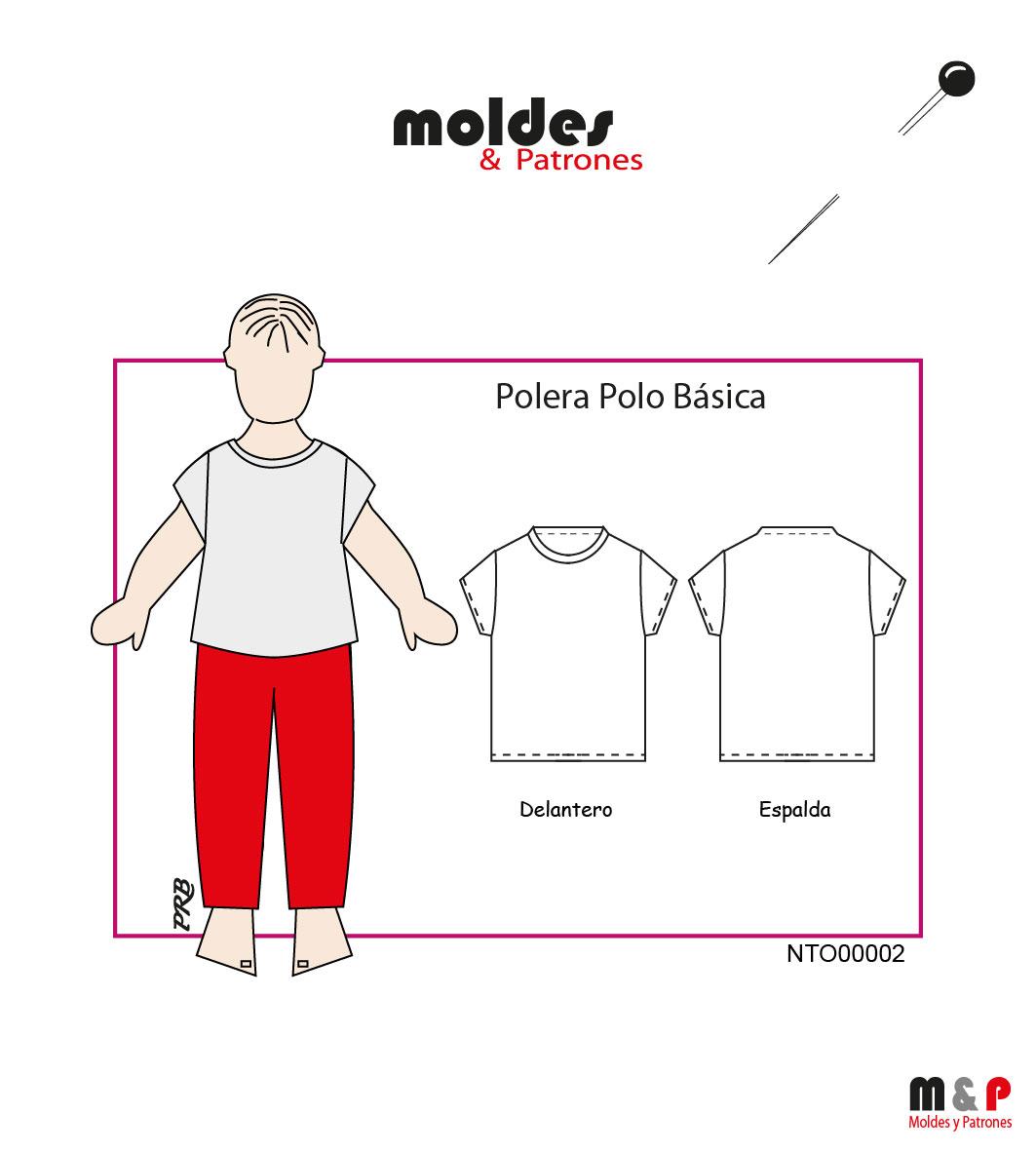 POLERA NIÑO 3 tallas - 8 - 10 - 12