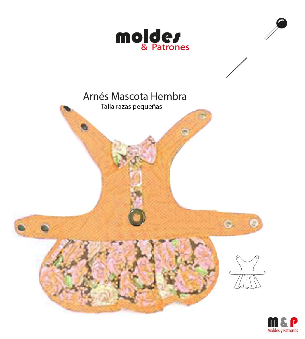 Arnés Mascota hembra