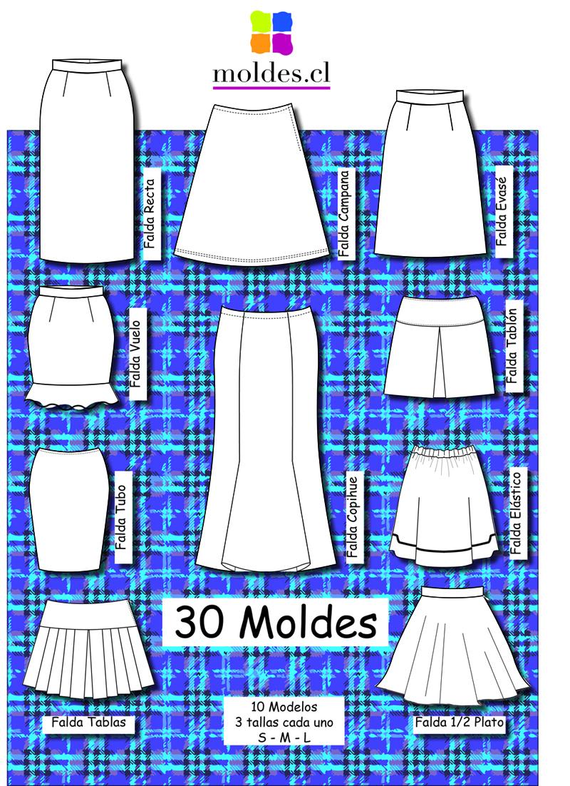 Set de Faldas
