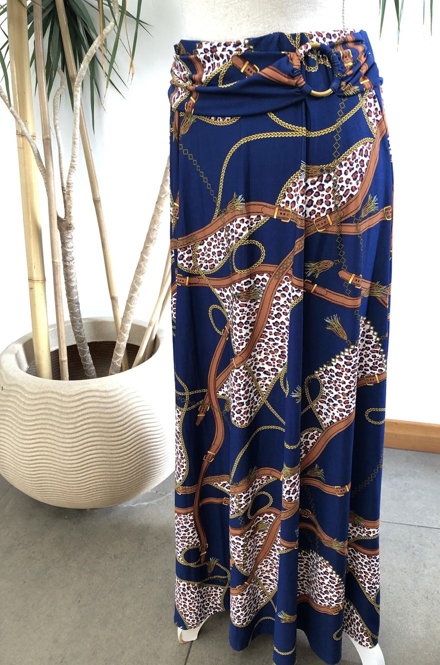 Falda Larga Fashion
