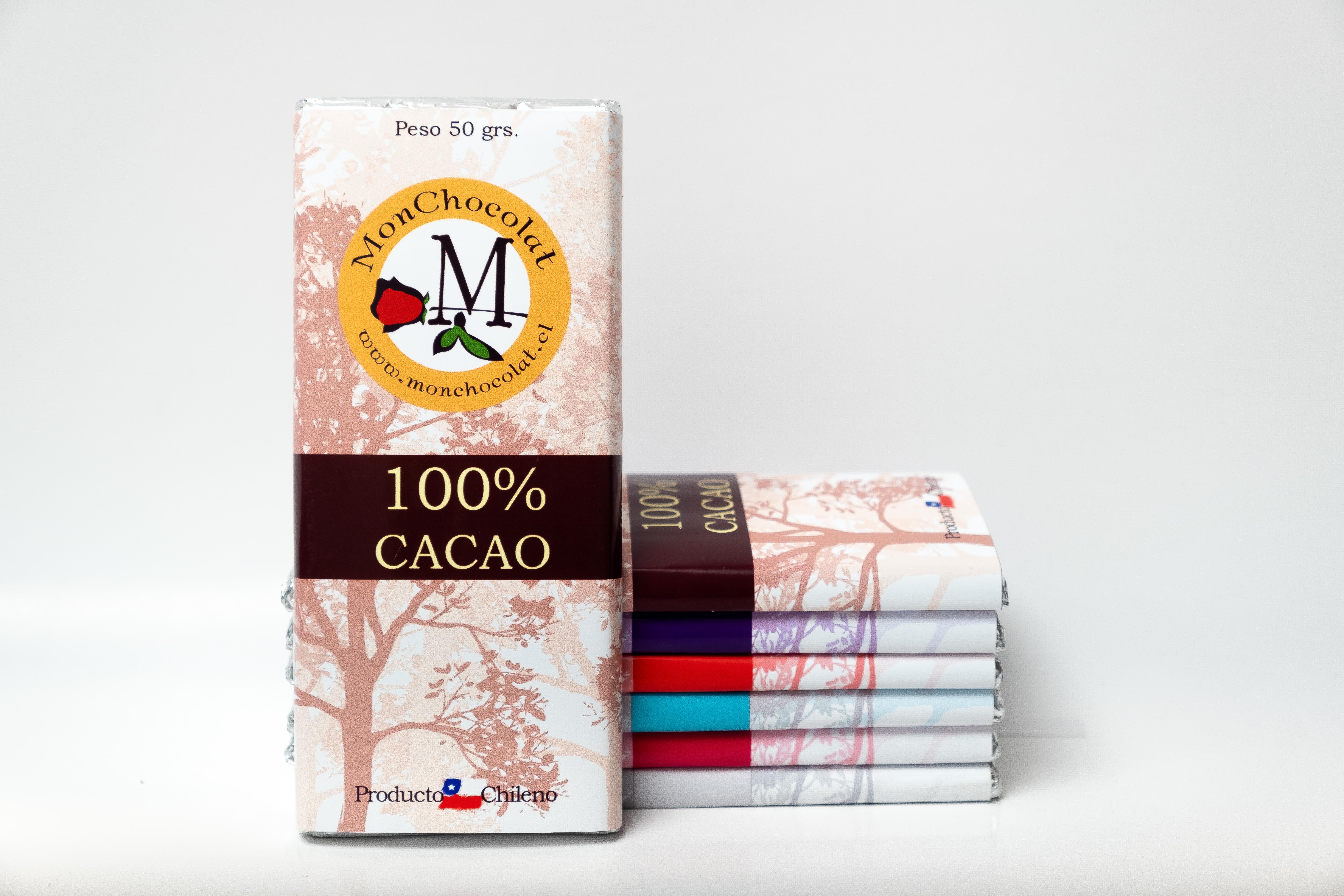 Barra Premium 100% Cacao
