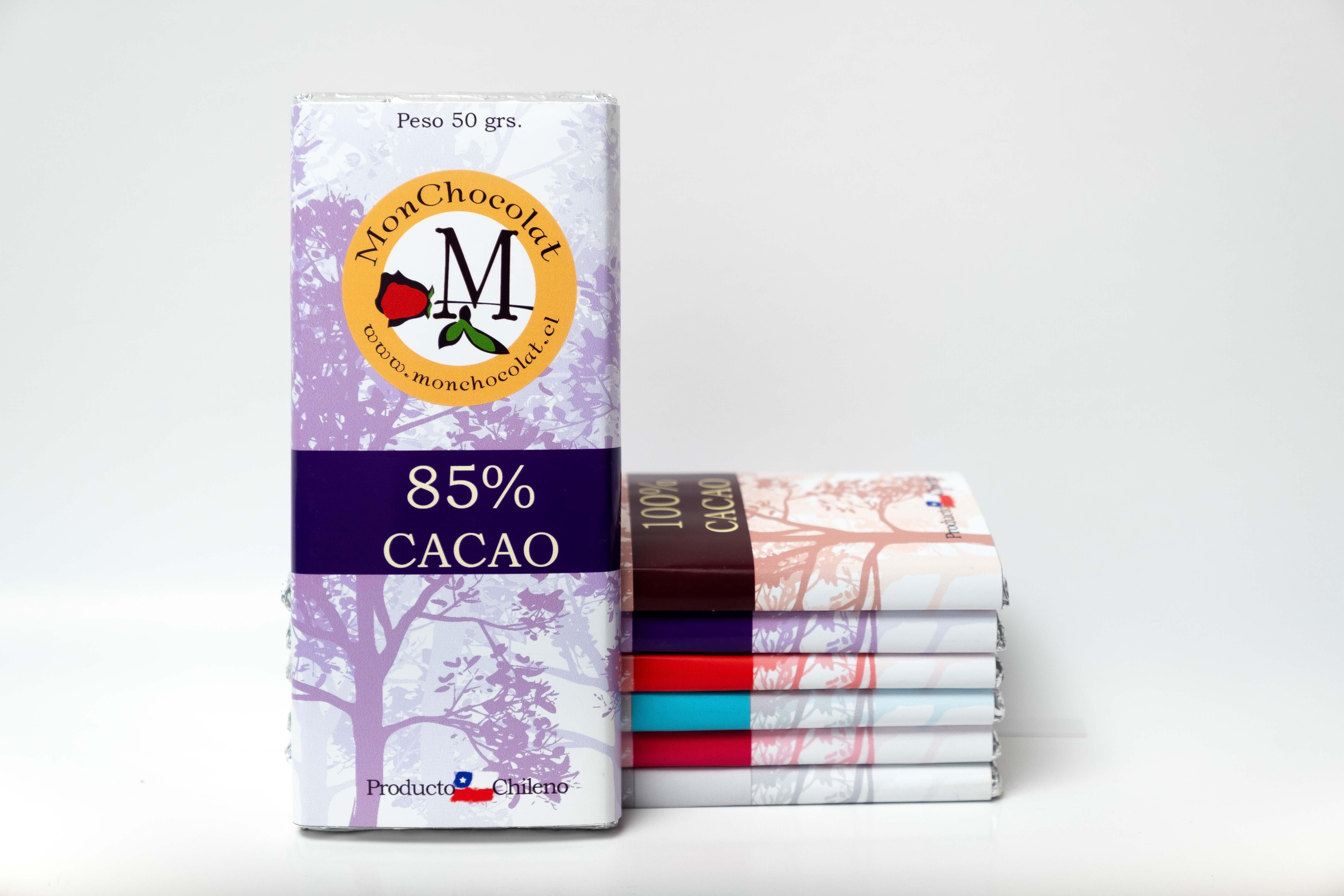 Barra Premium 85% Cacao