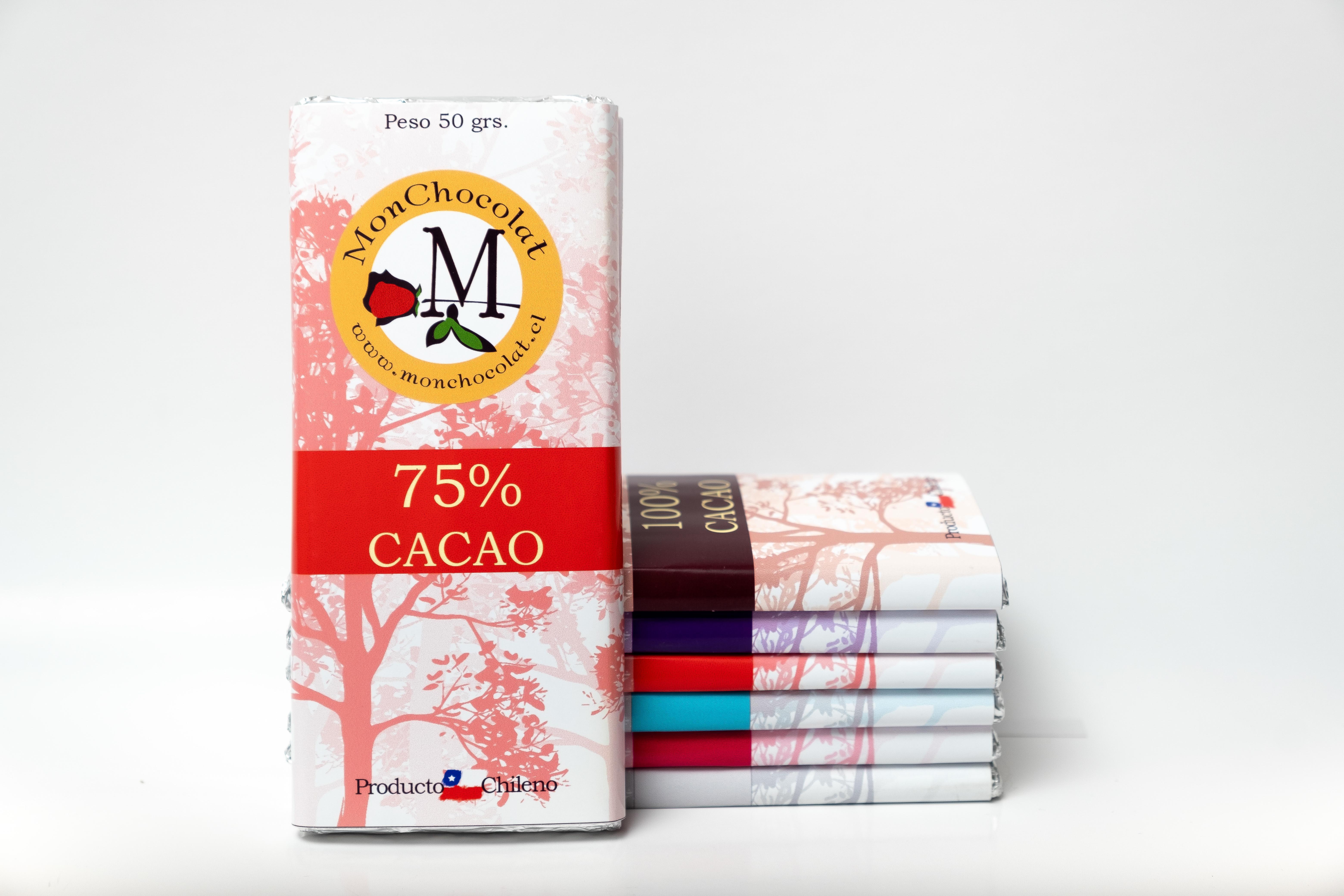 Barra Premium 75% Cacao