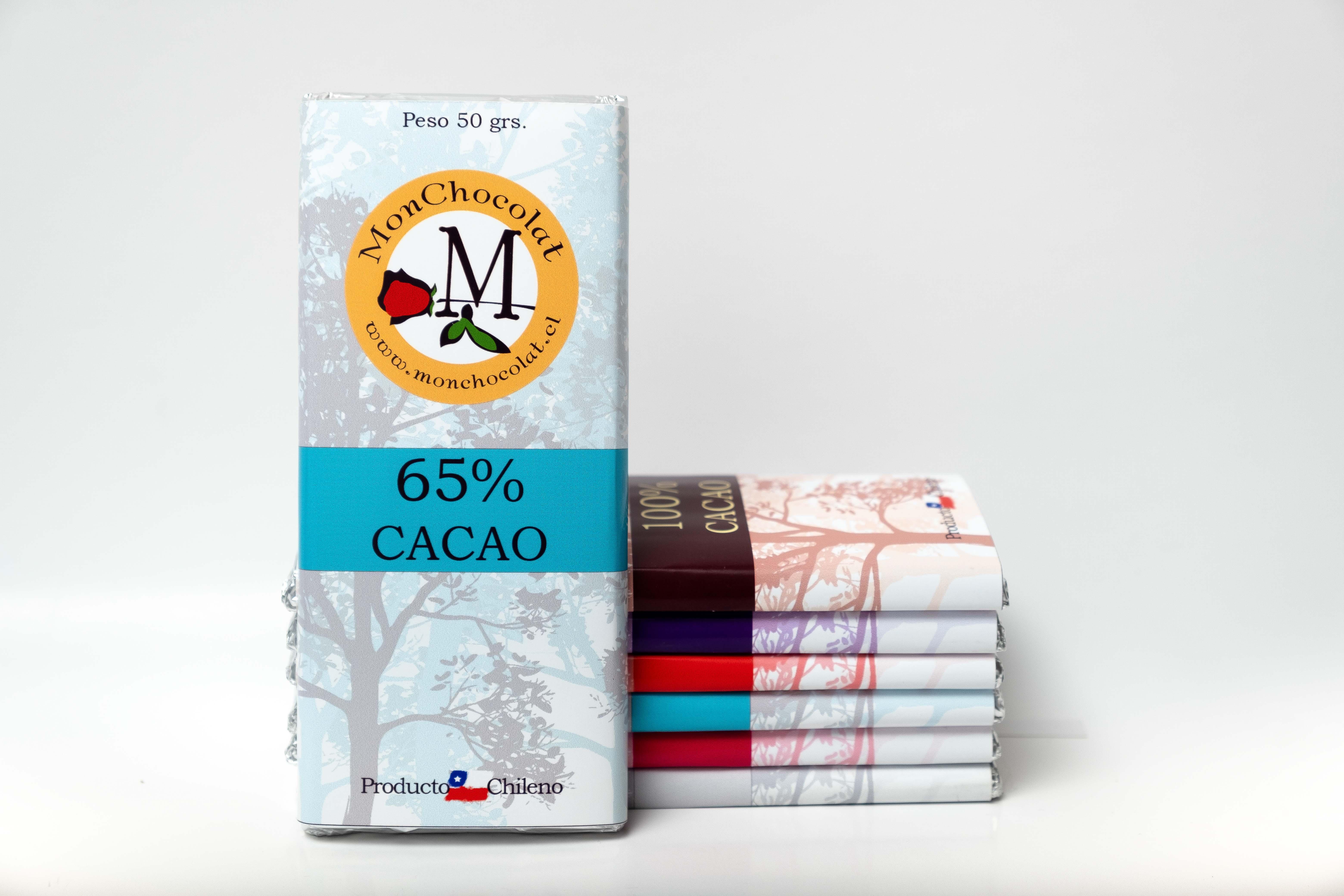 Barra Premium 65% Cacao
