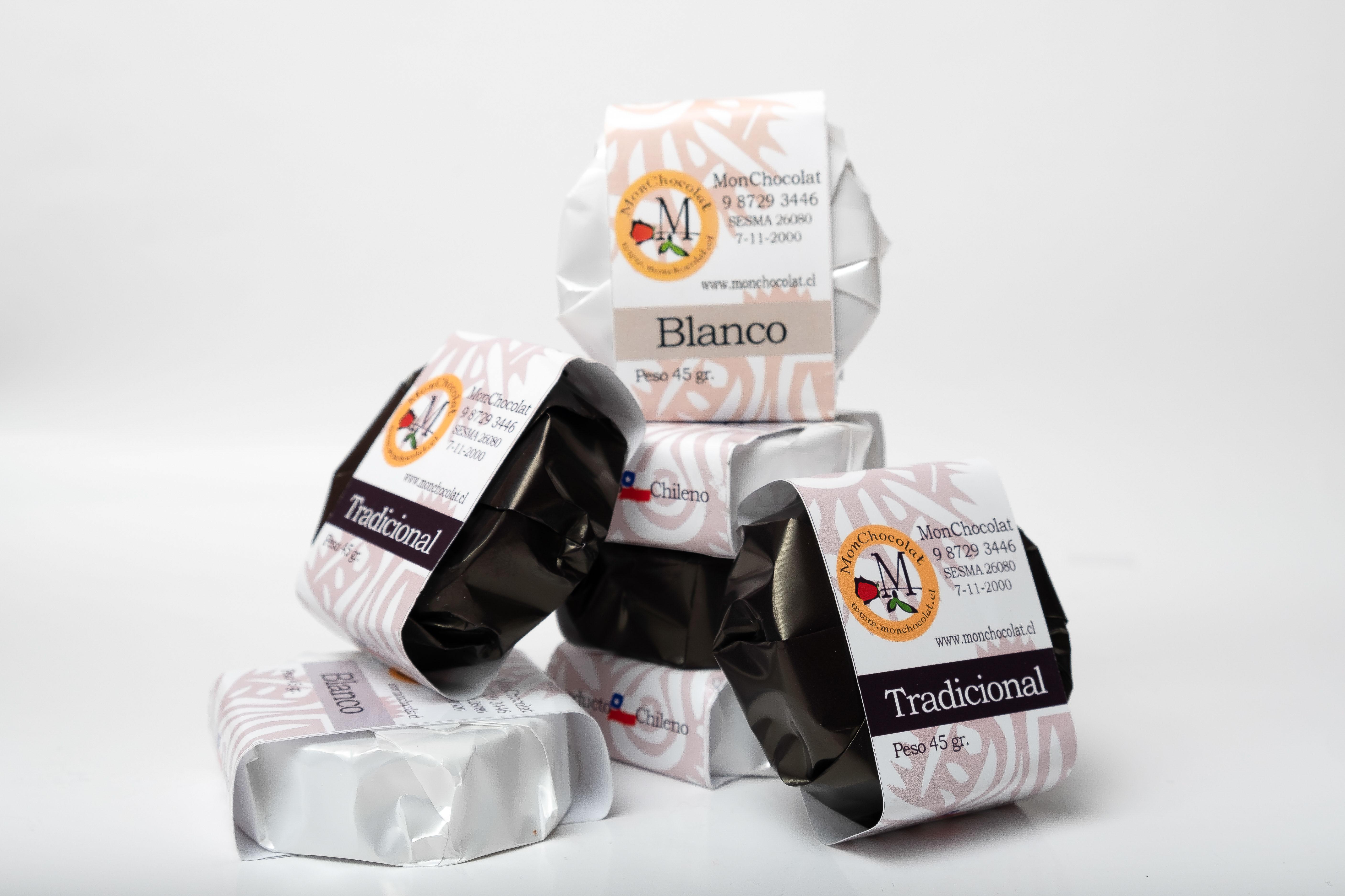 Alfajor Blanco