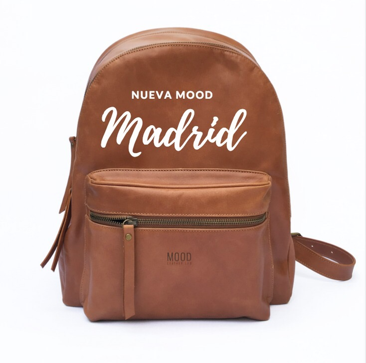 MOCHILA MADRID / CAMEL